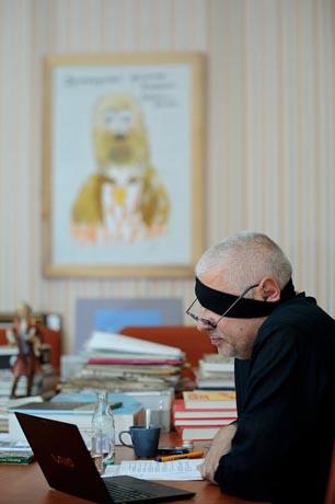 Глеб Павловский<br>ФОТО Алексея Баранова ©