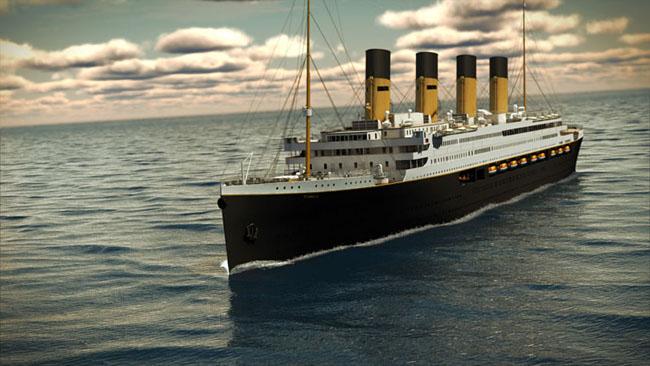 titanic-ii.com ©